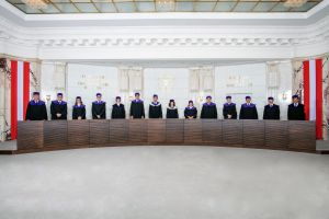 Verfassungsrichterinnen. Foto: ©VfGH/Doris Kucera