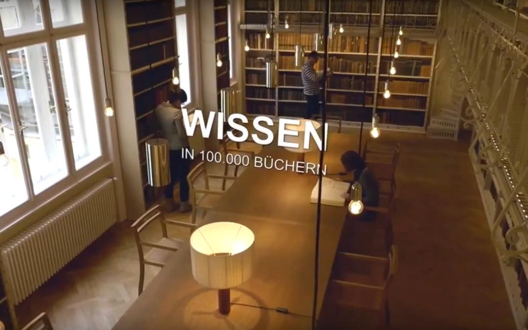 Bibliothek der Österreichischen Apothekerkammer: Ein Arche Noah des Wissens