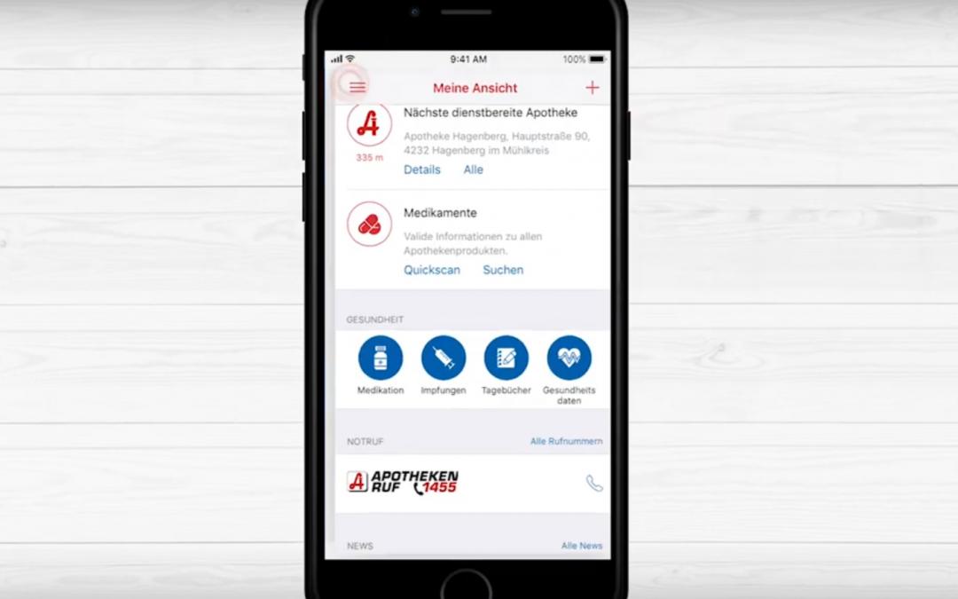 Apo-App: alles über Apotheken und Medikamente auf Ihrem Smartphone