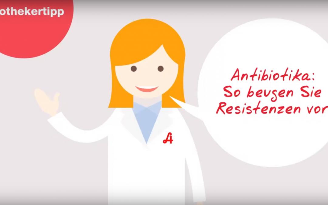 Antibiotika: Resistenzen vorbeugen | wirken bei Viren nicht