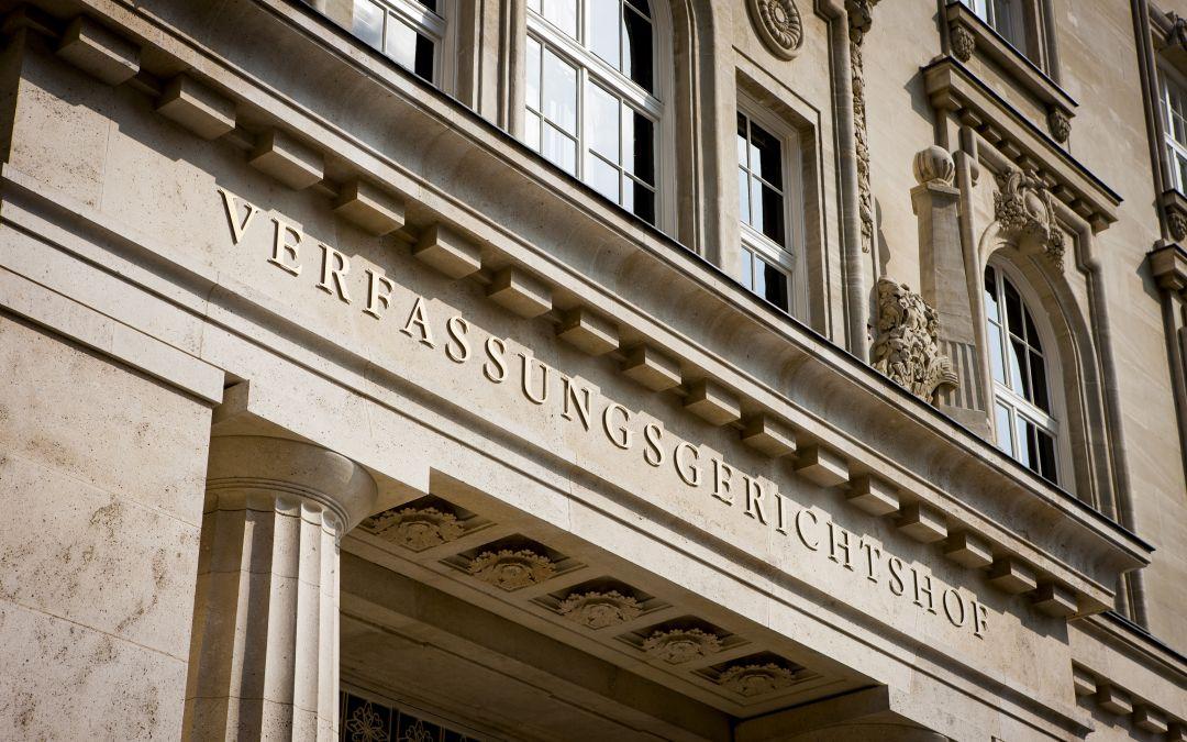 Verfassungsgerichtshof bestätigt: Arzneimittel gehören in die Apotheke